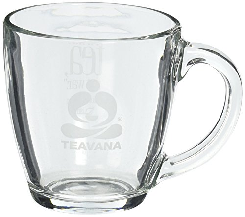 Teavana Perfect Glass Tea Mug