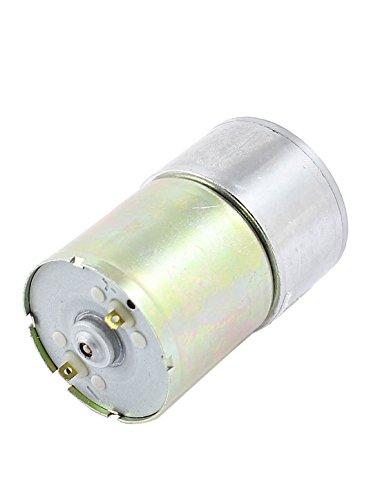 DC 24V 0.33A 37mm Dia vitesse magnétique Geared Motor Box 1000 RPM by eDealMax (Image #1)