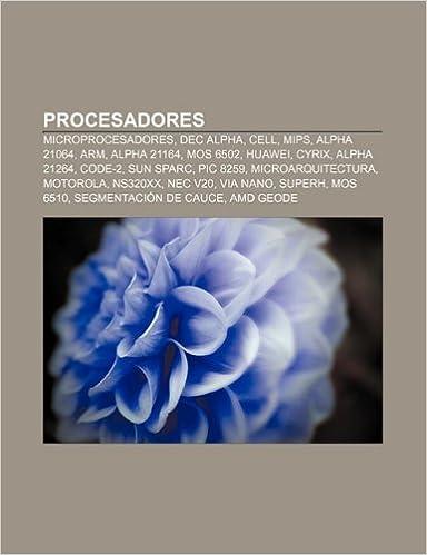 Procesadores: Microprocesadores, Dec Alpha, Cell, MIPS, Alpha 21064