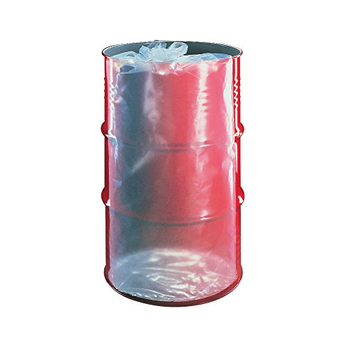 "New Pig DRM143 Nylon Barrier Film Drum Liner, 23-3/4"" Dia..."