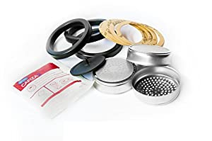 Group Head Service Kit for E61 Espresso Coffee Machines with 8.5mm Gaskets