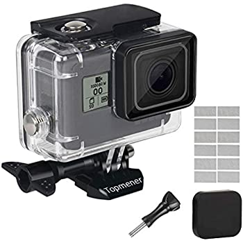 Amazon.com : Kupton Waterproof Case for GoPro Hero 7 Black ...