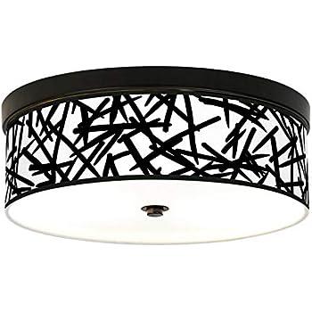 Amazon.com: Sketchy Giclee - Lámpara de techo (bajo consumo ...