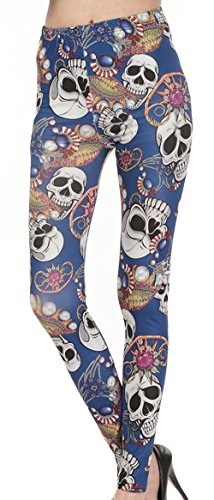 womens-pirate-skull-jewelry-leggings-soft-pants-free-size-punk-gothic-tights-christmas-gifts