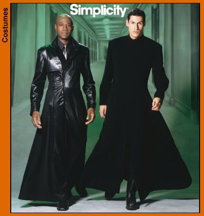 Amazon Simplicity 40 Sew Pattern MEN'S And TEENS' DUSTER Unique Mens Trench Coat Pattern
