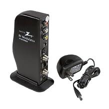 Zenith VR1001RFMDS RF Modulator/Video Converter with S-Video Input