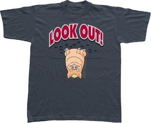 T-Shirt Maglietta Spider Pork Maiale Simpson Abbigliamento Adulto Uomo *05751