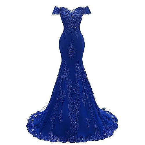Royal Blue Dress for Sweet 16: Amazon.com