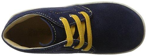 Falcotto Falcotto 1195 - Botas de senderismo Bebé-Niñas Blau (Blau)
