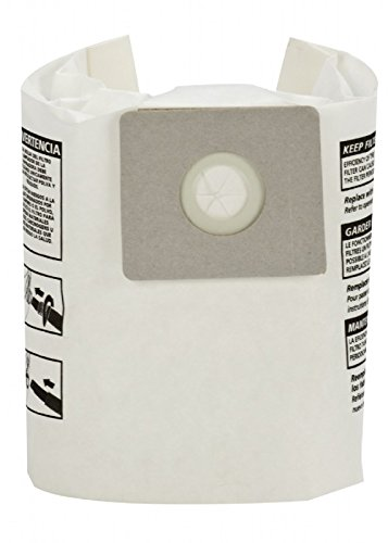 Shop Vac Vacuum/Dust Bags AllAround 8L/Micro 10L, 90668