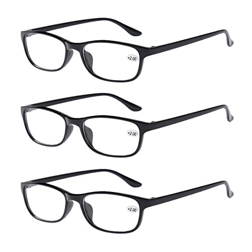 3 PRS of Southern Seas +2.00 Bifocals Reading Glasses Mens Womens Spectacles Frames - Bi Focal Glasses