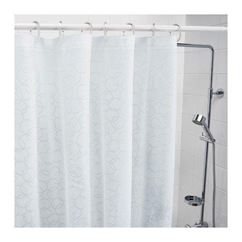 Ikea Innaren Shower Curtain