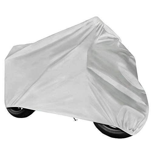Folding Motorcycle Cover - 4