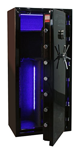 Old Glory Battle Ready BR5928 2-Hour 1880 Gun Safe
