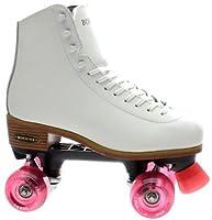 Ventronic Boston II Leder Quad Roller Skate Weiß weiß EU42