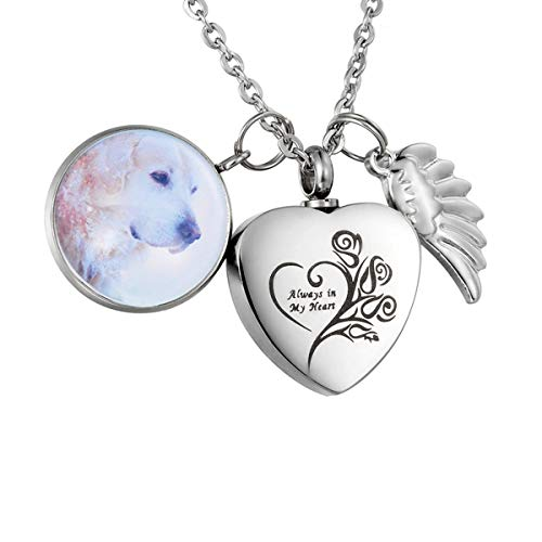 SG Cremation Jewelry Necklace Personalized product image