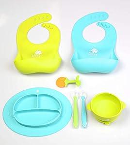 Win A Free Baby Toddler Feeding Set - BPA Free Silicone Adjustable...
