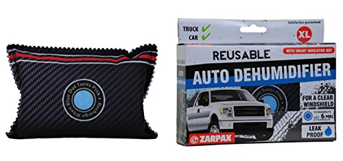 zarpax-lv-a300-us-dark-grey-reusable-car-auto-truck-van-suv-and-rv-dehumidifier-with-smart-indicator