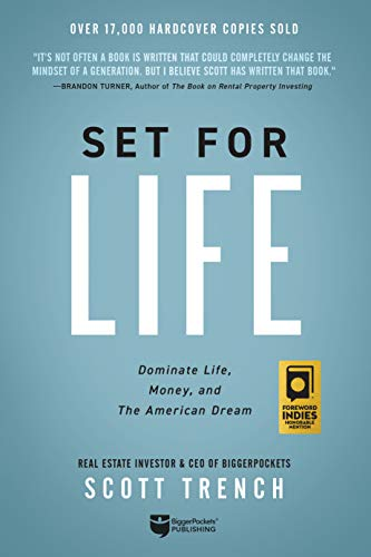 Trench Set - Set for Life: Dominate Life, Money, and the American Dream.