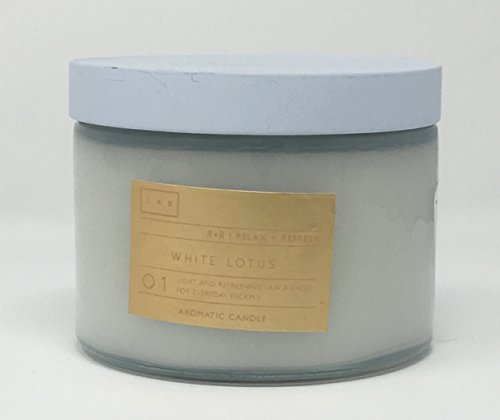 light aroma bliss candle - 2