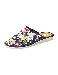 Comfortable Luxury Open-Toe Ladies Slippers Open/Closed Toe