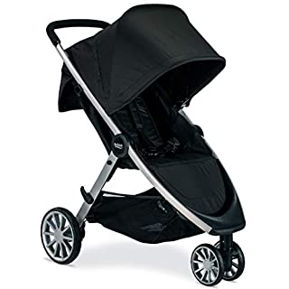Cruise smooth with the all new B-Lively Stroller. Featuring an all-wheel suspension system for everyday easy strolling, the B-Lively Stroller will not weigh you down thanks to its lightweight frame. Designed with multi-tasking parents in mind, the 3-...