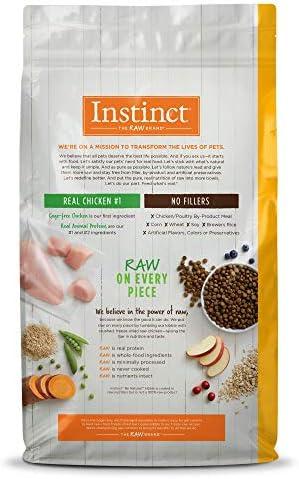 Instinct Be Natural Receta de Pollo 11.3 kg para Perros 3