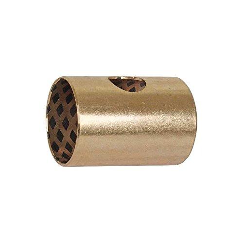 - MACs Auto Parts 47-14968 Clutch Pedal Shaft Bushing - Thin Wall - 1.375 Length - .938 OD - .870 ID - Truck & 122 Inch Wheelbase