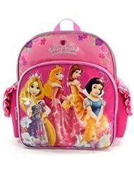 Disneys Princess BackPack Small Size - Princesses School Bag Small