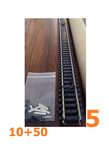 Five AtIas №168 Code 100 Super Flex Track N/S HO w/Train, used for sale  Delivered anywhere in USA