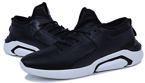 Ben Sports zapatillas de deporte trail Running de hombre pare mujor B-Negro