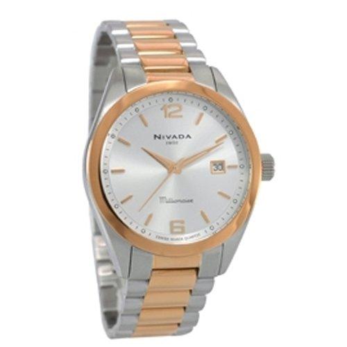 e62731b7dc75 Nivada NG4182LDORBA Reloj Análogo para Mujer
