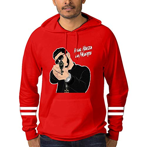 Ghuaganq Anuel-AA Fashionable and Handsome Men's Hoodies S