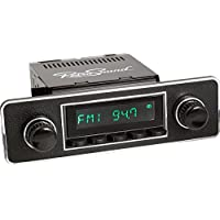RetroSound HB-502-36-76 Hermosa Direct-Fit Radio