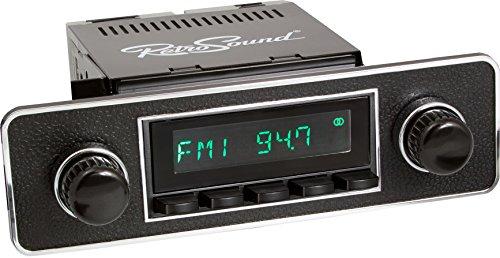 RetroSound HB-502-36-76 Hermosa Direct-Fit Radio