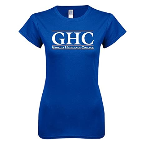 Amazon com : Georgia Highlands Next Level Ladies SoftStyle