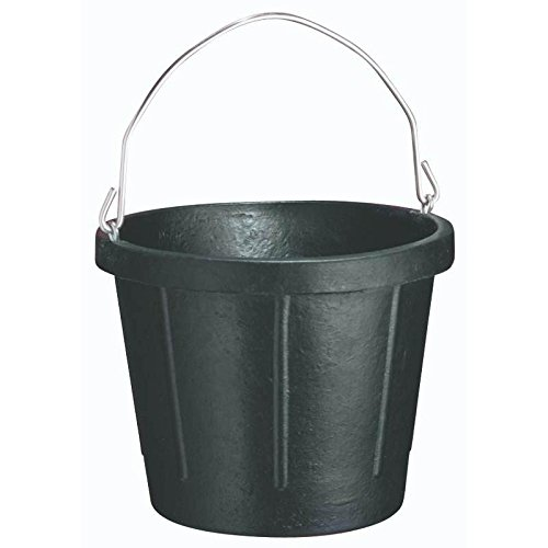 Fortex-Rubber-Light-Weight-Utility-Pail-for-Small-Animals-8-Quart