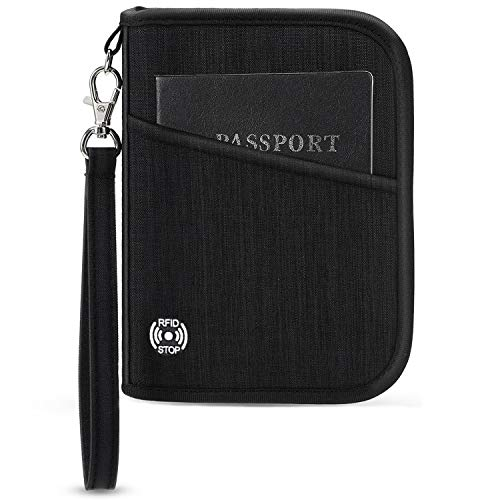 Vemingo Family Passport Holder