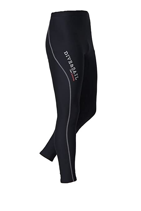 DIVE   SAIL Men s Wetsuit Pants 1.5mm Neoprene Diving Snorkeling Scuba Surf  Canoe Pants c799dab0e