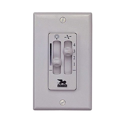 Savoy House WLC600 Fan/Light Wall Control by Savoy House