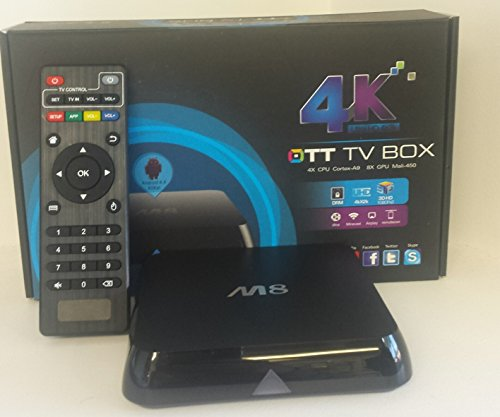 Generic Amlogic Android Streaming Player