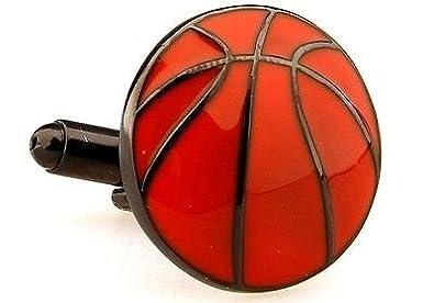 Naranja Baloncesto Deportes Gemelos regalo de boda: Amazon ...