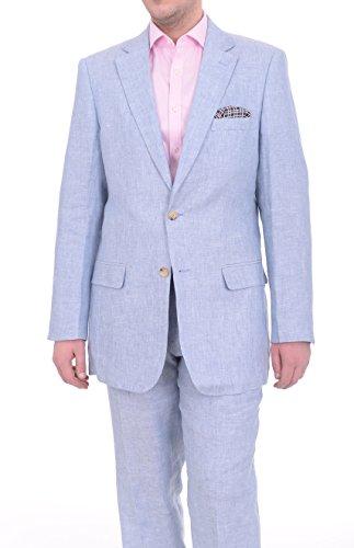 Lined Linen Suit - 2