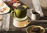 ZEROJAPAN Universal teapot 450cc white BBN-02 WH