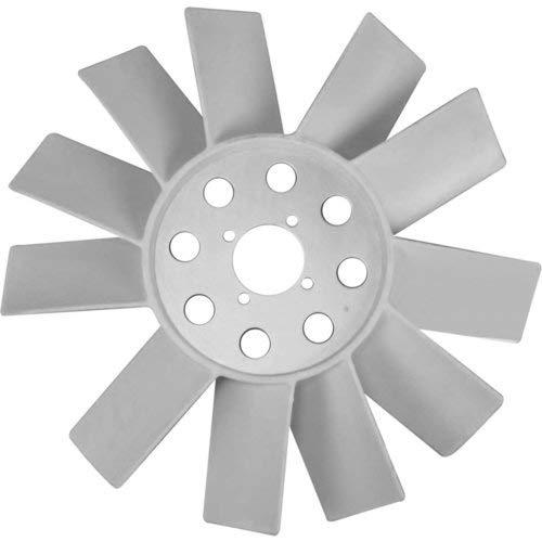 Fan Blade Kit Compatible with 1996-2001 GMC Jimmy Fan Shroud Fan Blade