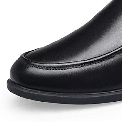 Scarpe in Scarpe in Pelle Fondo con Scarpe Casual Morbido Giovent Pelle 4x6qTnf6wA