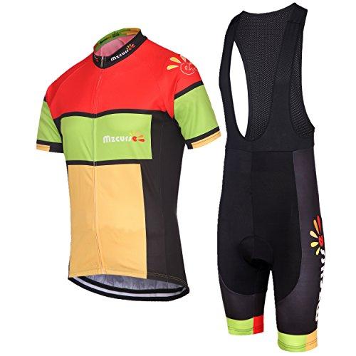 Mzcurse Women's Short Sleeve Team Cycling Shirt Jersey + ...