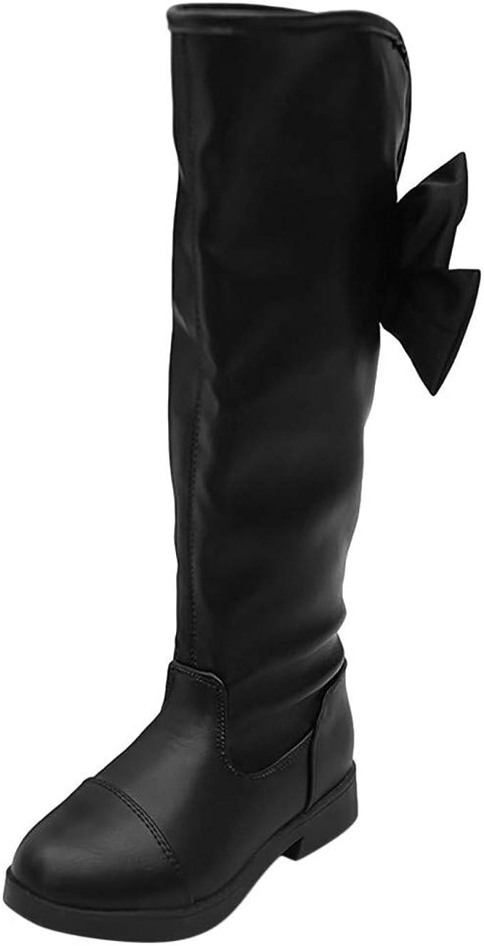 girls long boots