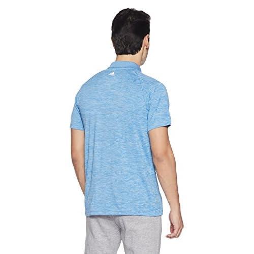 41UMavus3wL. SS500  - Adidas Men's Plain Regular Fit Polo