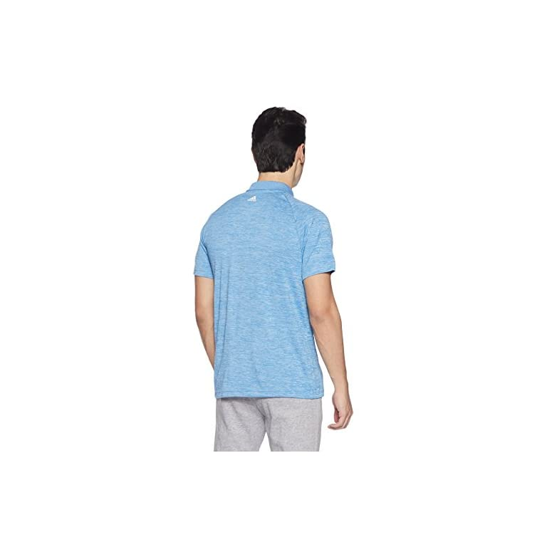 41UMavus3wL. SS768  - Adidas Men's Plain Regular Fit Polo
